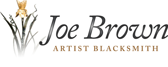 Joe Brown, Artist Blacksmith