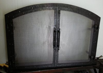 Fireplace doors 6