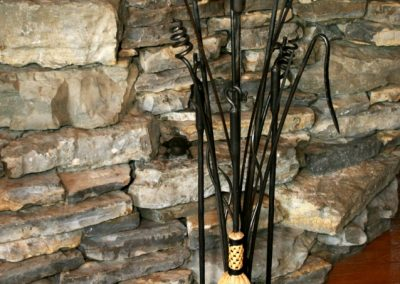 Cattail fire tools 4