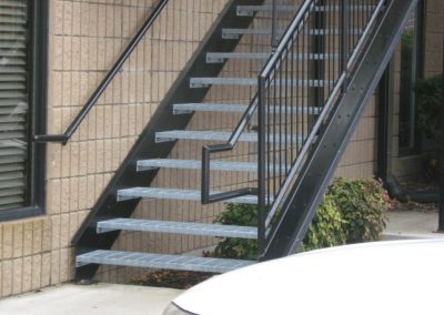 commercial steps